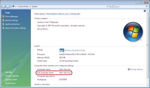 FTP Server Settings - Canon - imageRUNNER ADVANCE C2030 C2030H