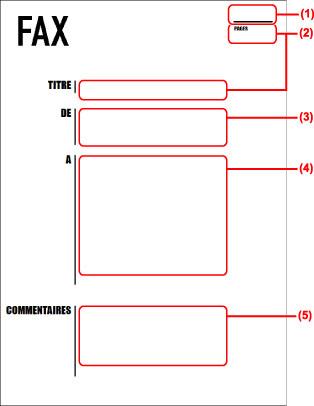 Joindre Une Page De Garde Canon Windows Pilote De Fax
