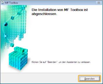 installationen beenden windows 10
